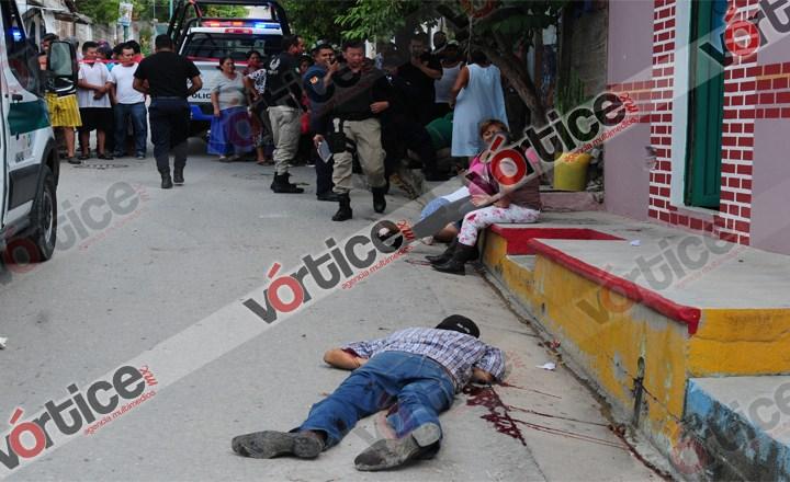 Asesinato a sangre fría por 'pleito de jovencitos'; dos de los homicidas son policías