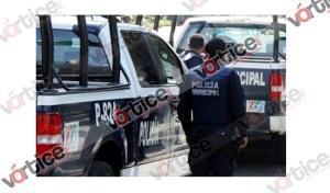 Presunto robo provoca intensa movilización policiaca