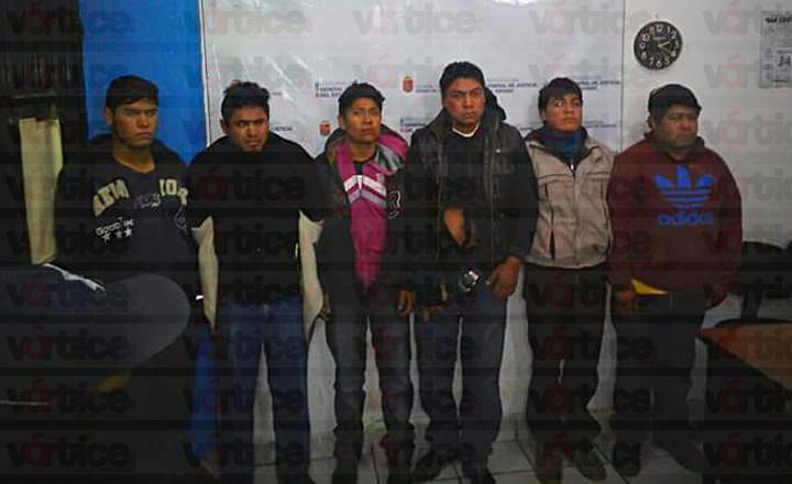 Cae banda de presuntos secuestradores cuando intentaban cobrar un rescate