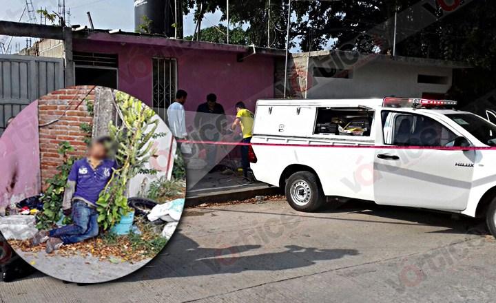 Joven se ahorca en vía pública, en pleno del Día de Muertos