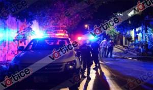 Se desata balacera en Tuxtla; policías esperan que los pistoleros huyan