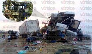 Autobusazo en Ciudad Juárez deja 11 muertos; varios de ellos eran de Chiapas