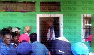Linchan y cuelgan a coiteco en Oaxaca; lo culparon de un secuestro
