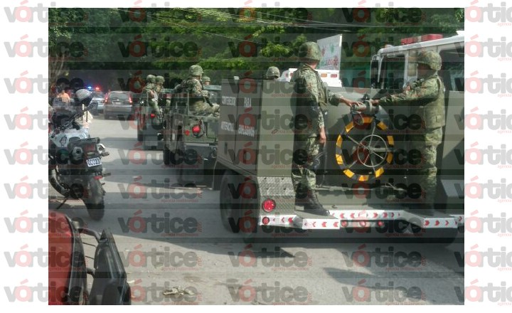 Amenaza de bomba causa pánico en la Secretaría de Educación