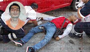 Asaltante asesinado era buscado por perpetrar más de 30 robos en Tuxtla