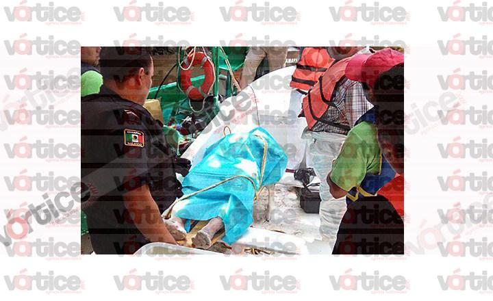 Encuentran cadáver flotando en el río Grijalva