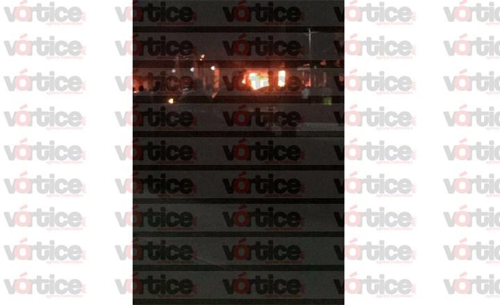 Se desata violencia en Copainalá y queman casa de alcaldesa; hay dos muertos