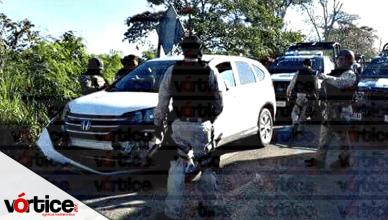 Balacera entre los límites de Chiapas y Tabasco deja tres heridos