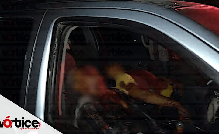 Ejecutan a padre e hijo en Frontera Comalapa; recibieron más de 30 balazos