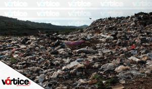 Hallan bebé muerto en el basurero municipal de Cintalapa