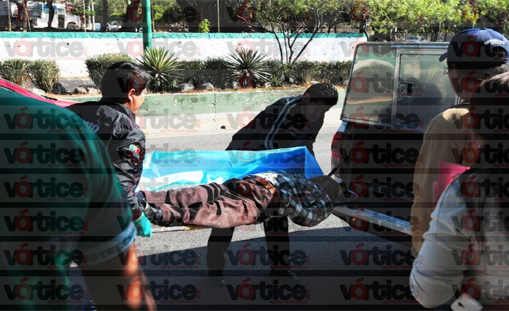 Muere ancianito tras violenta embestida en Tuxtla