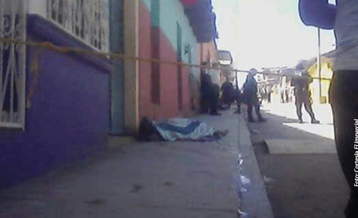 Muere policía municipal y civil tras enfrentamiento a balazos en Pantelhó