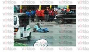 Se enfrentan pobladores en Chicoasén; reportan decenas de heridos