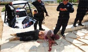 Intentan linchar a presuntos ladrones en la explanada del parque Chiapasiónate