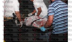 Asesinan a machetazos a quincuagenario en Tuxtla