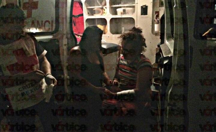 Joven se corta las venas para intentar suicidarse en Tuxtla