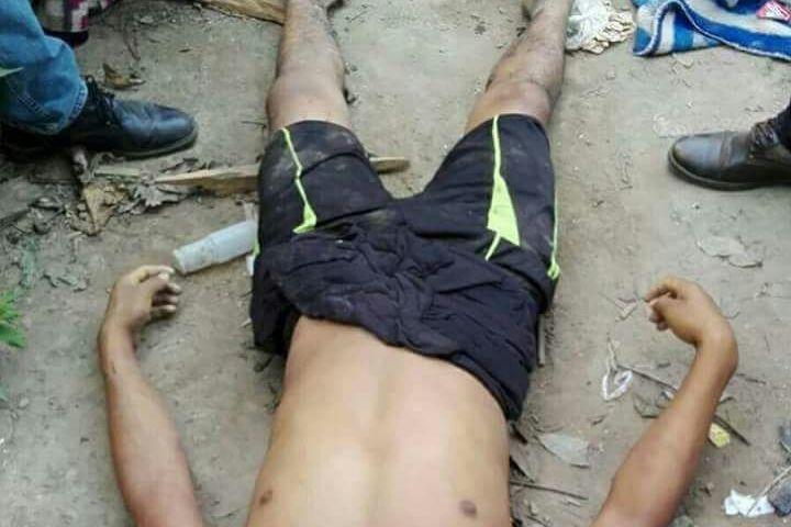 Familia muere electrocutada en Jaltenango