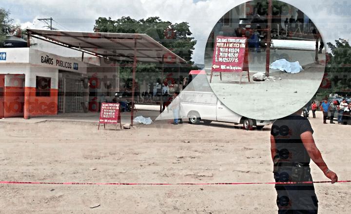 Muere septuagenario en el mercado de 'Los Ancianos' de Tuxtla