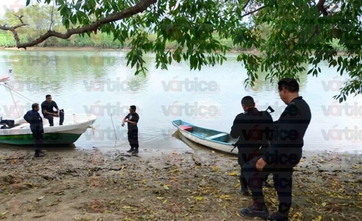 """Se ahogan tio y sobrino; fueron """"devorados"""" por el río Grijalva"""