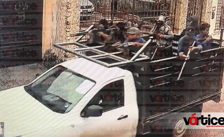 Grupo armado en Chilón asalta a camión refresquero y se lleva más de 106 mil pesos