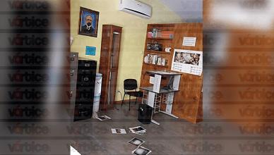 Intentan robar en la Escuela Primaria 'Francisco I. Madero'