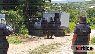 Delincuentes asaltan a transportista en Las Granjas