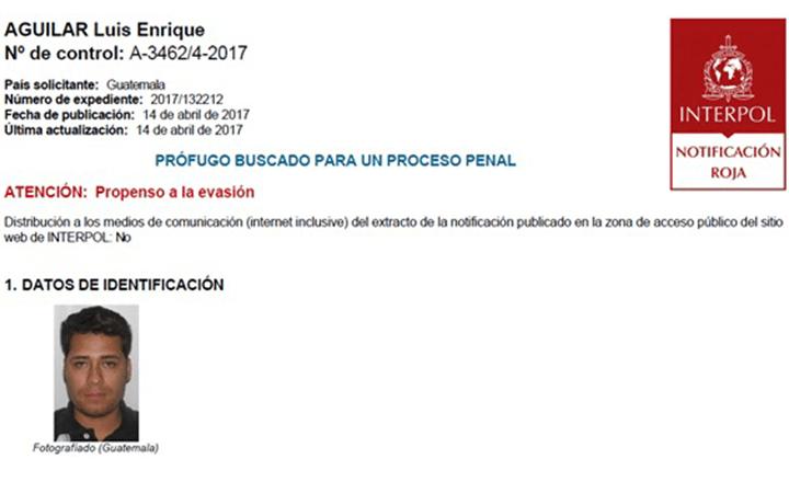 Interpol detiene a hijo de Horacio Culebro Borrayas; el abogado denuncia secuestro