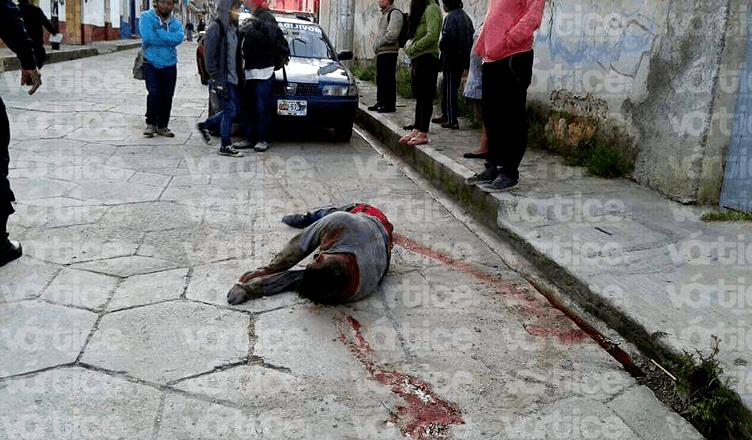 Atropellan a peatón en la zona centro de San Cristóbal