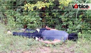 Hallan a otro taxista tuxtleco asesinado de un balazo en la cabeza, ahora en Suchiapa