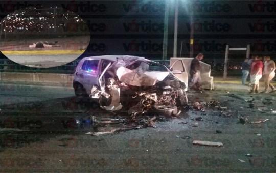 Muere automovilista en Tuxtla