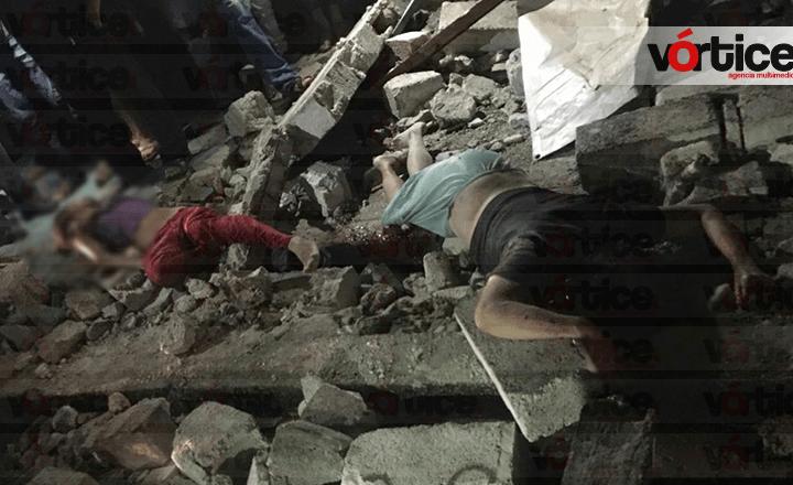 Mueren dos mujeres en San Cristóbal tras megasismo; fueron aplastadas por una barda