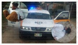 Casi linchan a dos presuntos ladrones en Copoya