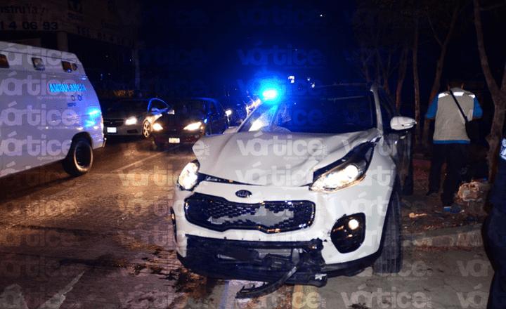 Conductor de patrulla dispara contra agentes de Tránsito en persecución