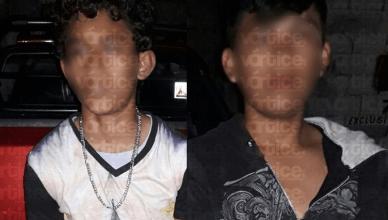 Detienen a dos jóvenes por golpear y asaltar a una menor en la Shanka