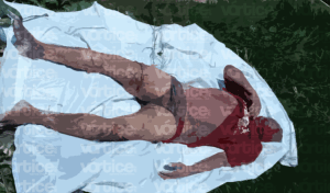 Encuentran cadáver de campesino en un canal de riego en Suchiate