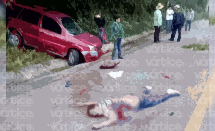 ¡A cuchilladas! Asesinan al director de Fomento Agropecuario de Chilón