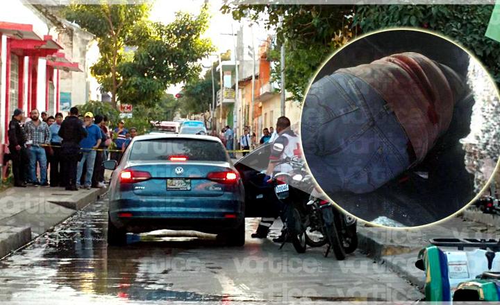 Asesinan de un disparo en la cabeza al presidente municipal de Bochil