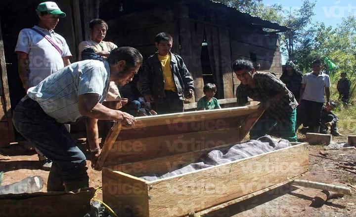 Aumenta a 8 la cifra de decesos derivado del conflicto en Chalchihuitán