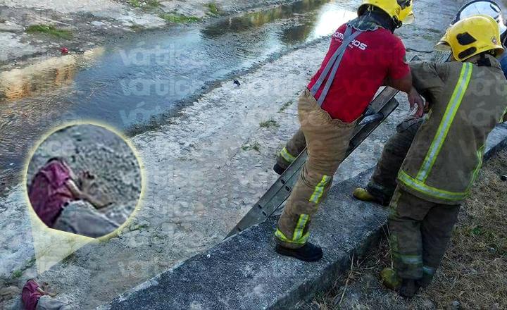 Hallan cadáver en el Río Sabinal; al parecer el hombre se cayó del puente