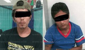Detienen a dos hombres por intentar violar a una menor en Tapachula