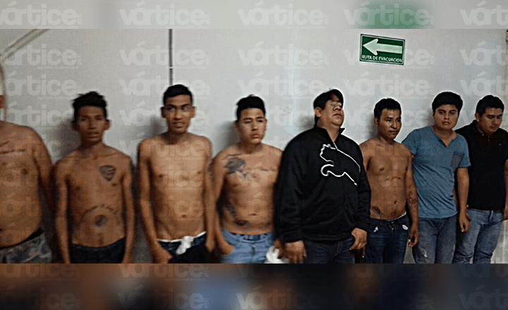 Se hacían pasar por normalistas en Chiapas para saquear tiendas OXXO