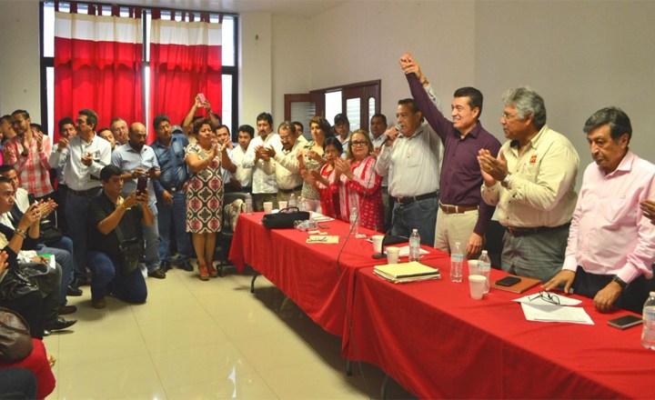 Juntos haremos historia con Morena y PT: Rutilio