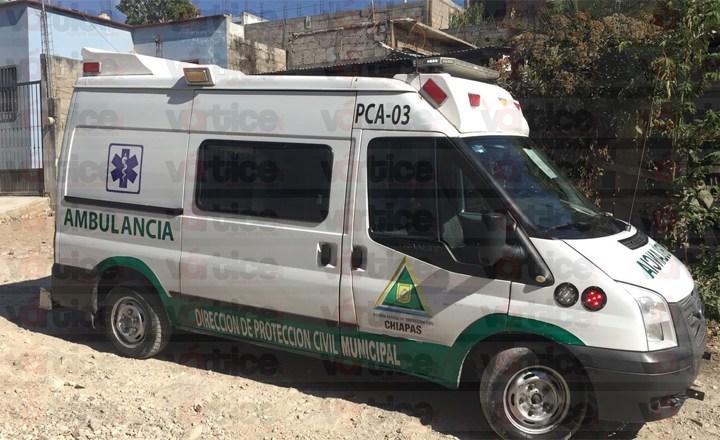 Dama intenta quitarse la vida en dos ocasiones en Chiapas Solidario
