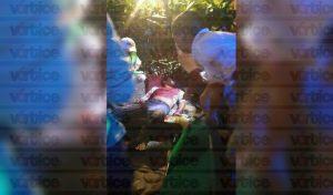 Mujer asesina de una cuchillada a su esposo en Cacahoatán