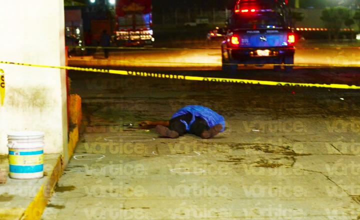 Presunto militar asesina a vigilante de la caseta de la Central de Abastos