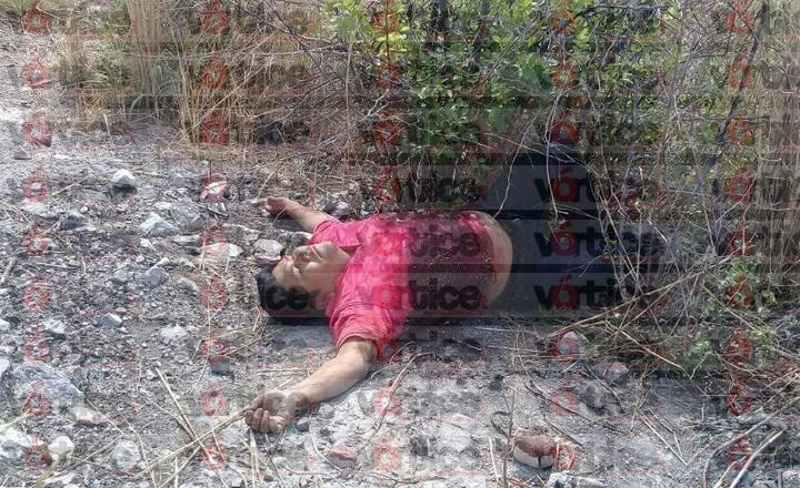 Asesinan a tiros a un individuo y abandonan su cadáver