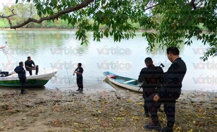 Devora el río Grijalva a niña de 7 años; aún está desaparecida