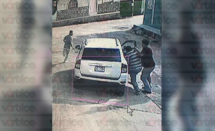 Grupo armado dispara frente a la casa del edil de Huehuetán