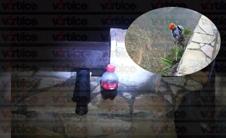 Suspenden búsqueda de supuesto desaparecido en el Cañón del Sumidero