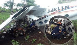 Mueren dos chiapanecos tras avionetazo en Guatemala
